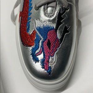 NEW Shelly's London Platform Sneaker EU 38 US 7.5
